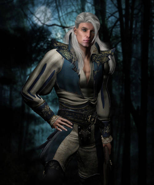 Outfit Digital Art - Jack Of Hearts by Suzanne Amberson