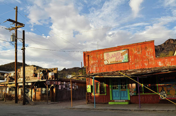 Photograph - Jackass Junction Oatman Arizona by Kyle Hanson