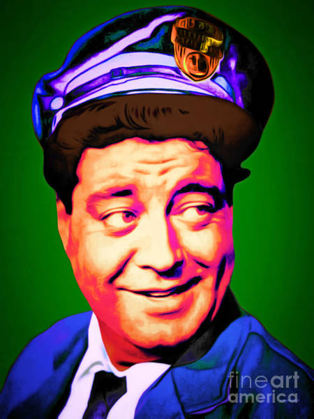 Photograph - Jackie Gleason The Honeymooners 20151227 by Wingsdomain Art and Photography