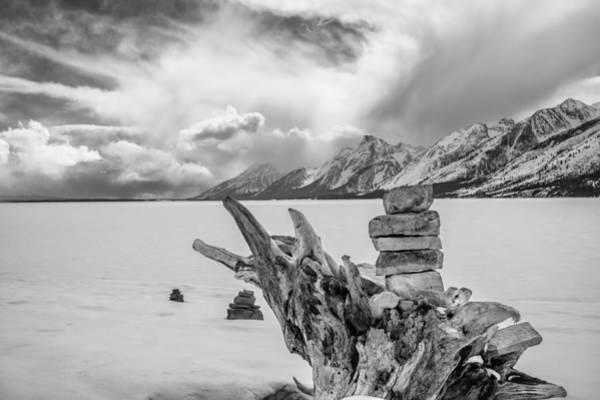 Photograph - Jackson Lake by Harold Coleman