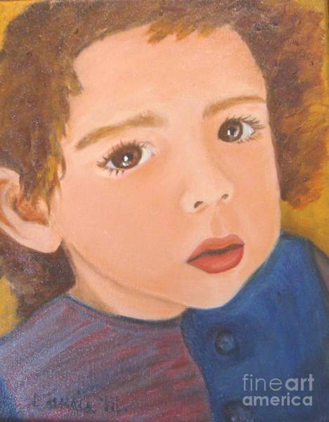 Painting - Jackson by Laurie Morgan
