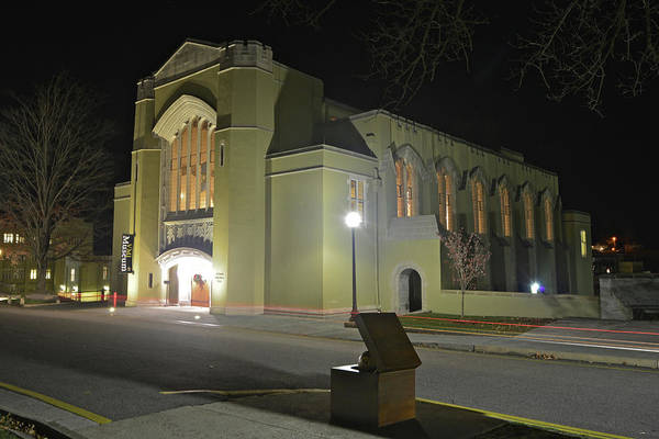 Photograph - Jackson Memorial Hall by Don Mercer