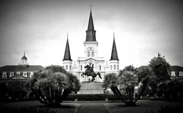Wall Art - Photograph - Jackson Square 2 by Perry Webster