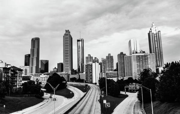 Hotlanta Photograph - Atl  by Kennard Reeves