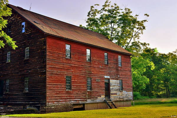 Photograph - Jackson's Mill #3 by Lisa Wooten