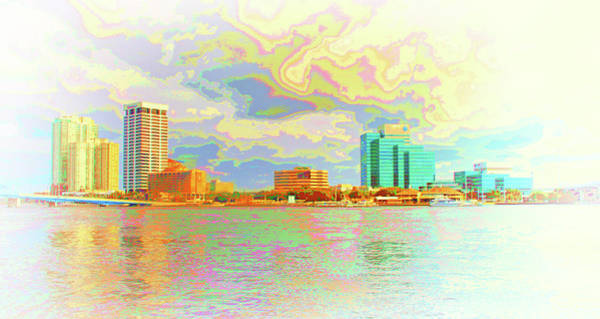 Photograph - Jacksonville In My Dreams  by Ola Allen