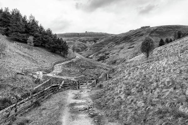 Photograph - Jacobs Ladder by Nick Bywater