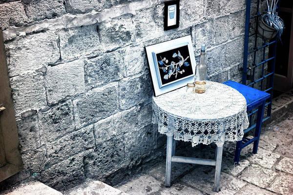 Wall Art - Photograph - Jaffa Street Scene by John Rizzuto