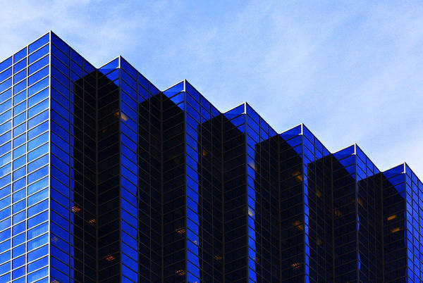 Photograph - Jagged Sky Scraper by Marilyn Hunt