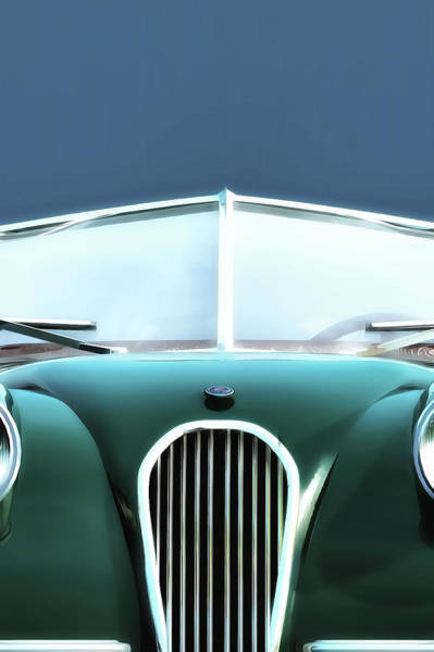 Digital Art - Jaguar Mk by Jan Keteleer
