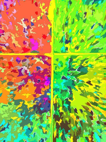 Digital Art - J'aime 1 by Payet Emmanuel