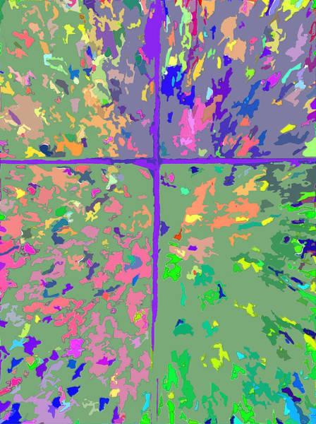 Digital Art - J'aime 12 by Payet Emmanuel