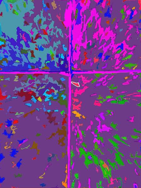 Digital Art - J'aime 4 by Payet Emmanuel