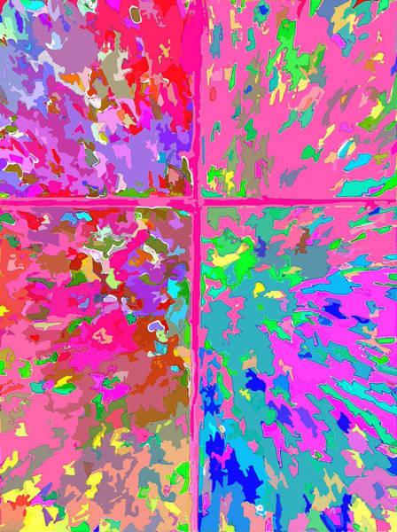 Digital Art - J'aime 6 by Payet Emmanuel