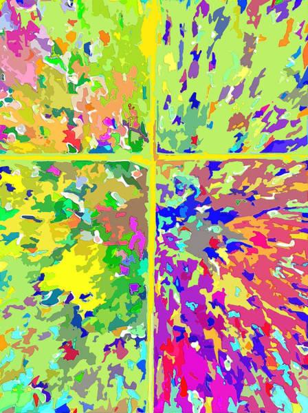 Digital Art - J'aime 7 by Payet Emmanuel