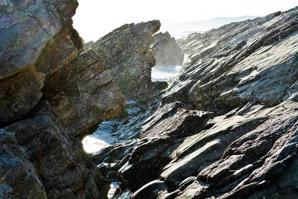 Photograph - Jalama Beach Sea Stacks by Kyle Hanson