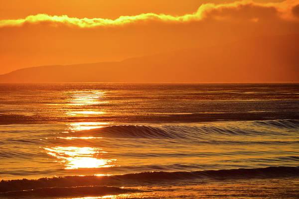 Photograph - Jalama Beach Sunset by Kyle Hanson