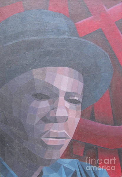 Wall Art - Painting - Jam Master Jay by Kevin J Graham