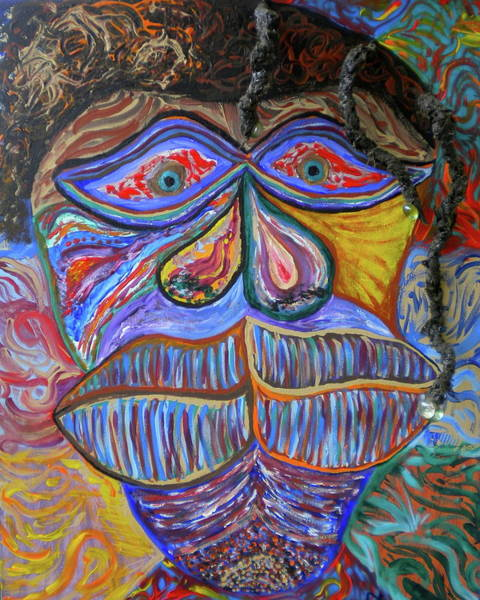 Jamaican Me Crazy Art Print