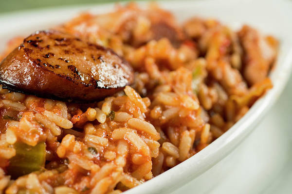 Photograph - Jambalaya by Ryan Smith