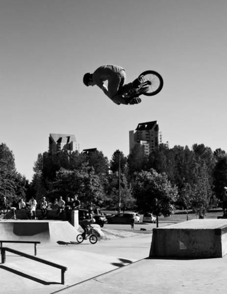 Norco Photograph - James- Bmx Table by Ryan Rose