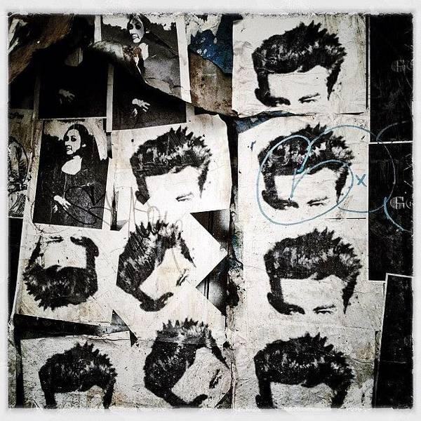 Wall Art - Photograph - James Dean by Natasha Marco