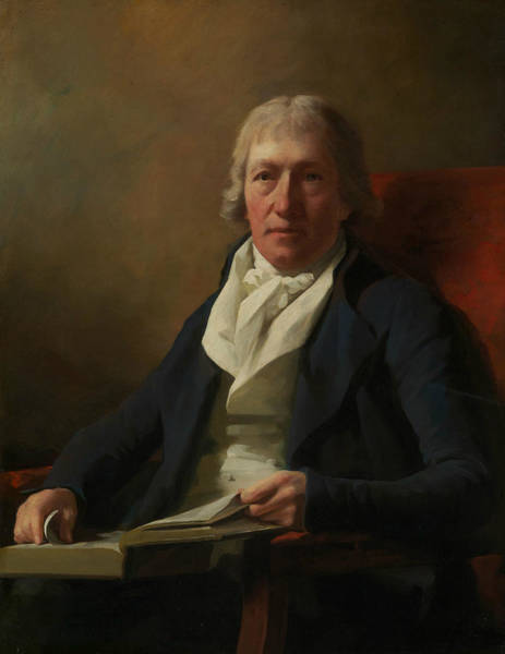 Painting - James Johnston Of Straiton by Henry Raeburn