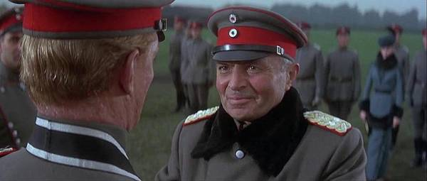 Photograph - James Mason As As General Count Von Klugermann The Blue Max 1966 by David Lee Guss