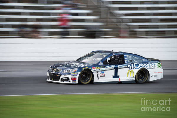 Photograph - Jamie Mcmurray #1 by Paul Quinn