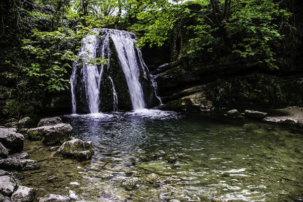 Photograph - Janet's Foss, Malham, Yorkshire, United Kingdom by Chris Coffee