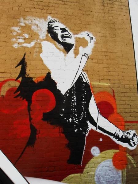 Janis Joplin Photograph - Janis by Todd Sherlock