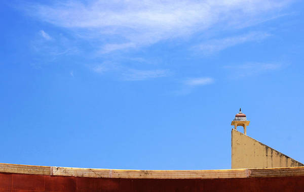 Wall Art - Photograph - Jantar Mantar Snippet by Prakash Ghai