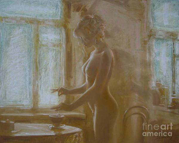 Ignatenko Painting - January by Sergey Ignatenko