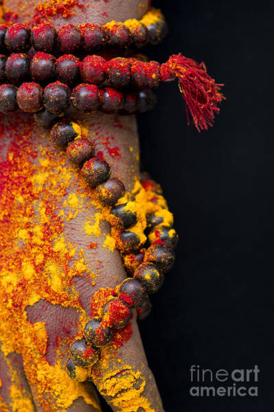 Holi Photograph - Japa by Tim Gainey