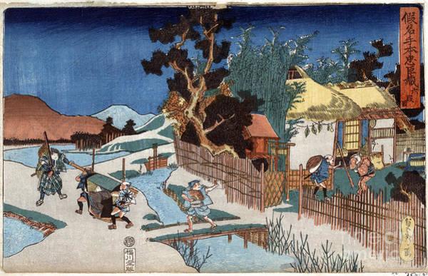 Photograph - Japan: Chushingura by Granger