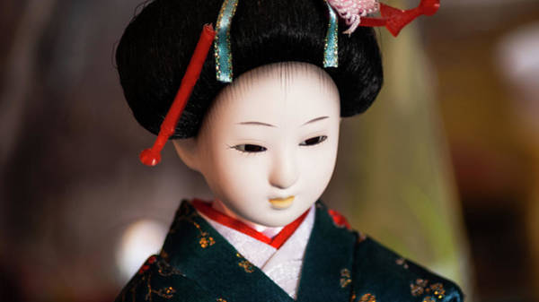 Photograph - Japanese Doll by Emiliano Giardini