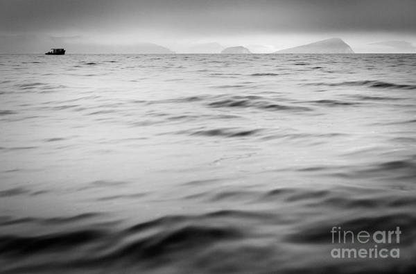 Photograph - Japanese Sea #1592 by Andrey Godyaykin