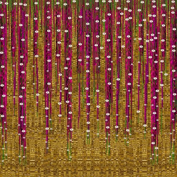 Wall Art - Mixed Media - Japanese Strawberry Tree by Pepita Selles