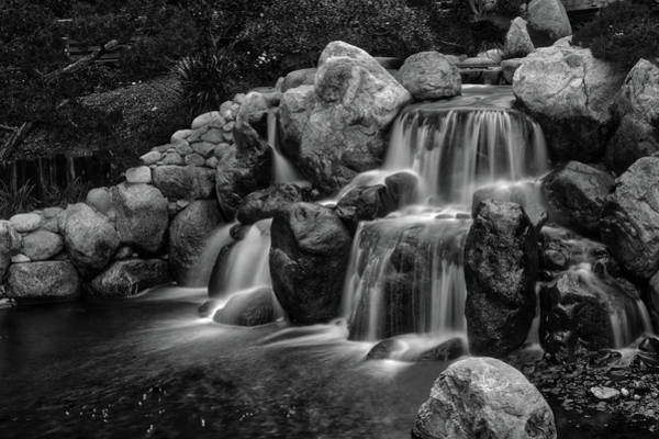 Photograph - Japanese Waterfalls by Bryant Coffey