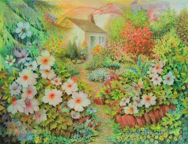 Painting - Jardin Secret by Lynn Bywaters