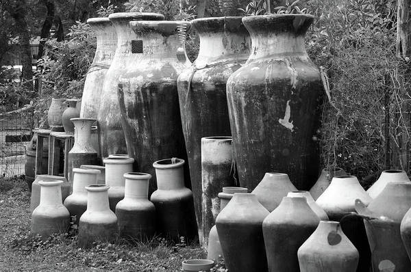 Photograph - Jars Of Clay by Teresa Blanton