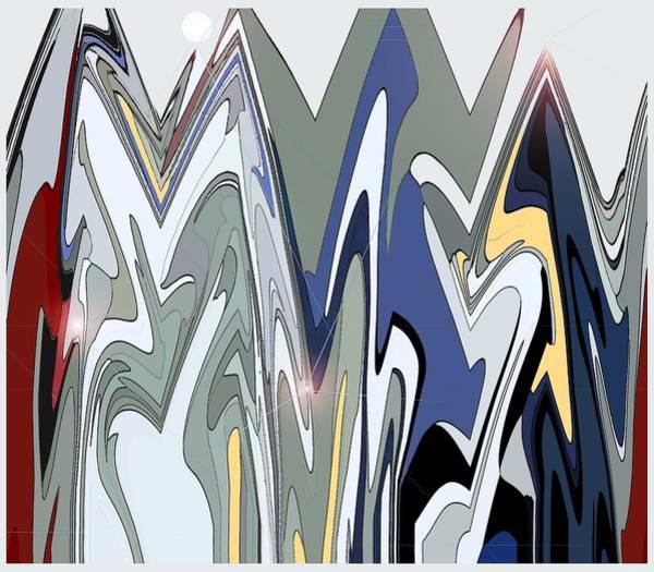 Digital Art - Jazz Band by Gina Harrison