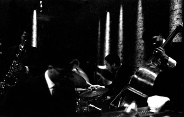 Wall Art - Photograph - Jazz In The Dark by Dave Coleman