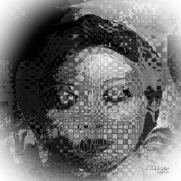 Digital Art - Je Ne Regrette Rien ... by Chris Armytage