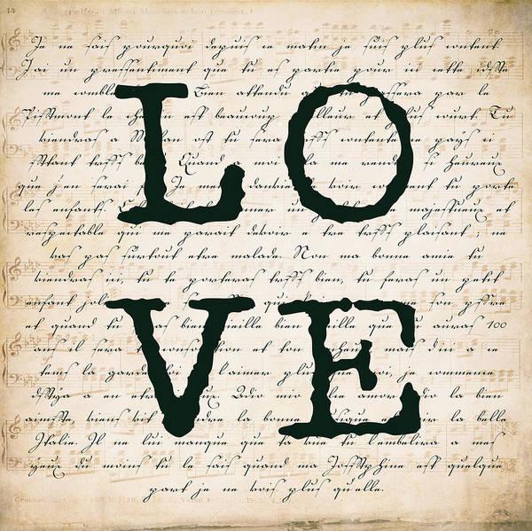 Love Letter Mixed Media - Je Ne Sais Pourquoi by Iryna Goodall