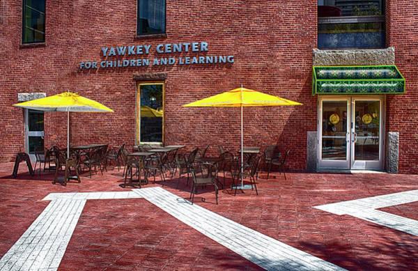 Photograph - Jean Yawkey Center by Carlos Diaz