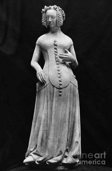 Photograph - Jeanne II Dauvergne by Granger