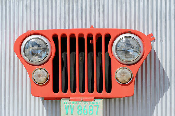 Photograph - D3g52 Jeep by Ohio Stock Photography