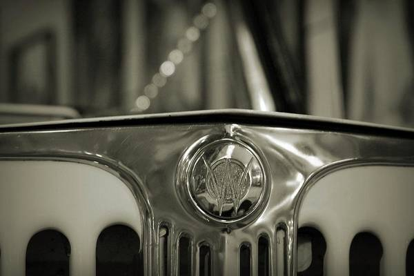 Photograph - Jeepster Closeup by Patricia Strand