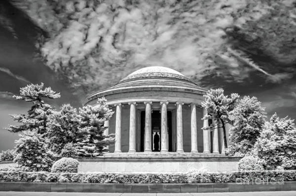 Photograph - Jefferson Memorial by Anthony Sacco
